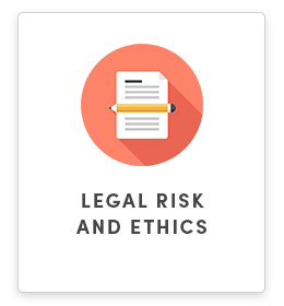 Legal Risk and Ethics