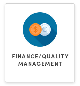 Finance/Quality Management