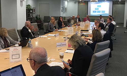 Federal Agencies and Procurement Advocacy Committee Addresses Procurement with USACE, NAVFAC and USDA