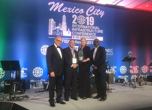 ACEC Named Best Engineering Association at International Engineering Association Conference