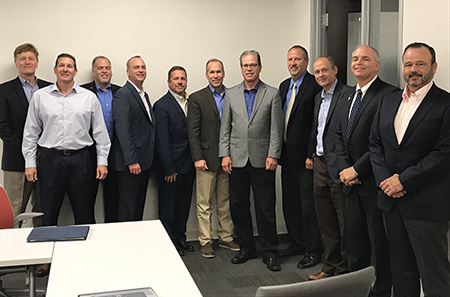 ACEC/Indiana Members Focus on Infrastructure, Health Care in Senator Braun Meeting
