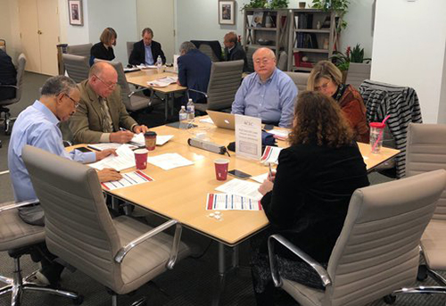 ACEC Planning Cabinet Works Toward Implementation of Strategic Plan