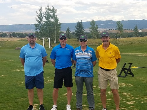 "ACEC Wyoming Members Play in ACEC/PAC's ""World's Largest Golf Tournament"""