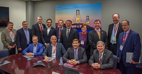 ACEC Members Converge on Capitol Hill