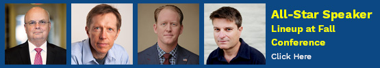 All-Star Speaker Lineup at Fall Conference