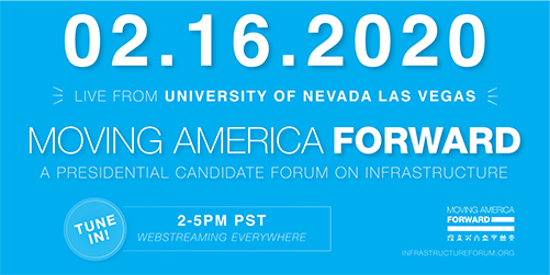 ACEC to Host Presidential Candidate Forum on Infrastructure in Las Vegas