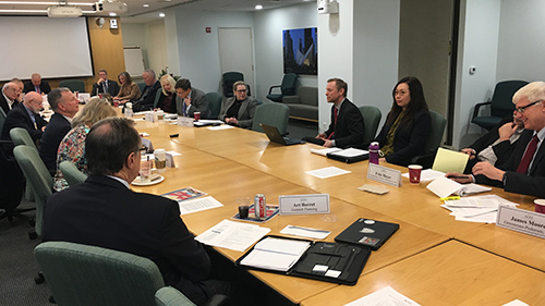 ACEC FAPA Committee Meets with USACE and Other Federal Agency Representatives