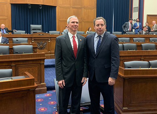 ACEC Illinois' Artl Testifies Before Congressional Subcommittee for CREATE Program