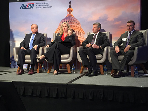 ACEC's Darr Participates in Infrastructure Week Panel Discussion on Outlook for Legislation