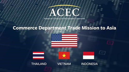 ACEC Wins Indonesian Regulatory Change During Southeast Asia Trade Mission