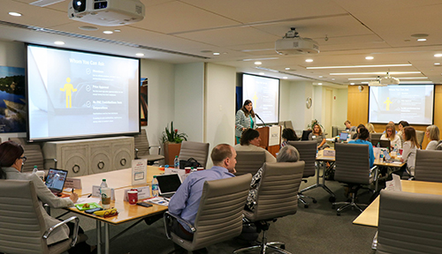 ACEC Hosts Member Organization Staff for Training Session to Improve Member Services