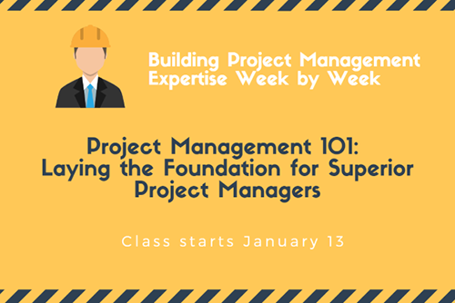 Build Project Management Expertise Week by Week with ACEC's Project Management Courses