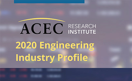 ACEC Research Institute Releases Landmark Industry Profile Study