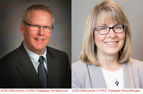 ACEC/Wisconsin Relies on Repeat Donors to Reach ACEC/PAC Goal Early