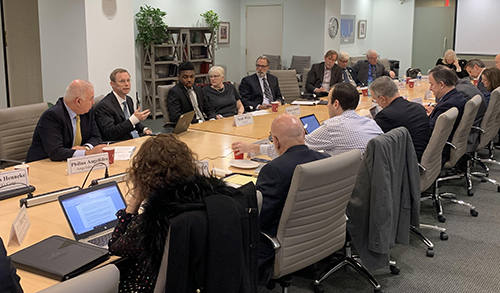 ACEC FAPA Committee Meets with USACE, GSA on Key Procurement Issues