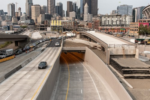 Seattle's Alaskan Way Viaduct Replacement Program Named Year's Most Outstanding Engineering Triumph