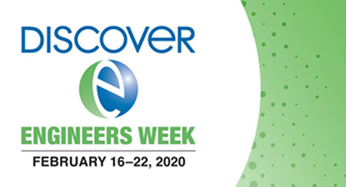 DiscoverE's Sahr Highlights Engineers Week's Wide Reach on Engineering Influence Podcast