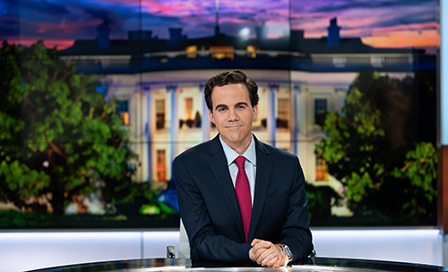 Celebrated Washington Post Reporter Robert Costa to Keynote Fall Conference