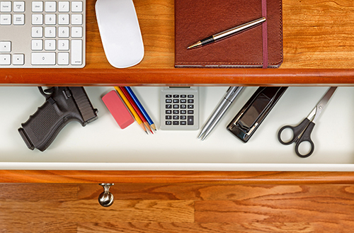 Online Class Tomorrow ! What Are Your Risks When Employees Bring Firearms into the Workplace