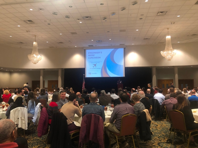 More than 160 attend ACEC Ohio-sponsored E-Week Luncheon