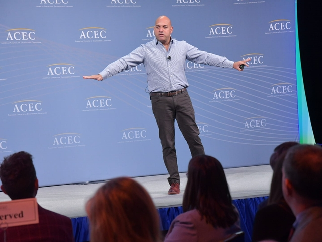 Futurist Salim Ismail Forecasts Exponential Near Term Societal Changes