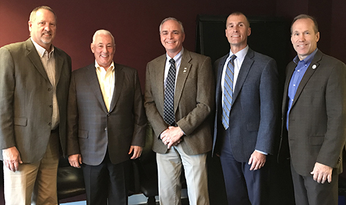 ACEC Indiana Highlights Need for Infrastructure Investment in Meeting with Congressman Pence